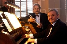Bild: Ludwig Güttler & Friedrich Kircheis - Duo Trompete/Orgel