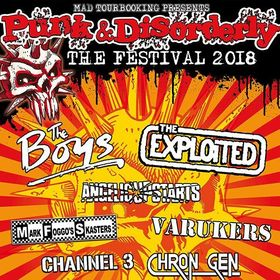 Bild: PUNK & DISORDERLY FESTIVAL 2018 - Tagesticket Freitag