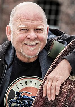 Bild: Bernd Gieseking – Früher hab´ ich nur mein Motorrad gepflegt
