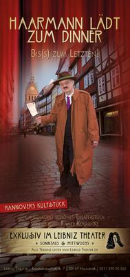 Bild: Haarmann lädt zum Dinner - Leibniz Theater