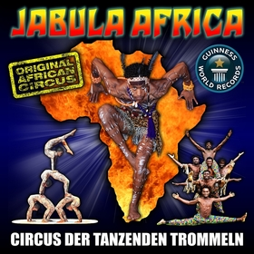 Bild: JABULA AFRIKA in Düsseldorf - Gala-Premiere