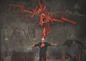Bild: CHINESISCHER NATIONALCIRCUS -