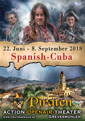 Bild: Piraten Open Air 2018 - Spanish Cuba - PREMIERE