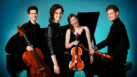 Bild: Klassik im Schwimmerbecken - Notos Quartetts