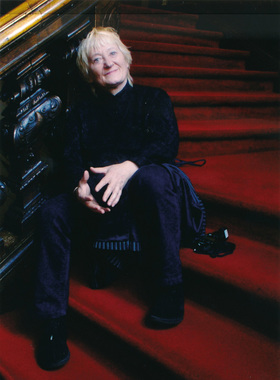 Bild: Literatur im Theater - mit Carmen-Maja Antoni
