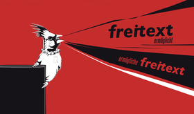 Bild: FREITEXT REVOLUTIONS! DON'T CALL IT A COMEBACK!