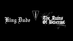 Bild: The Ruins Of Beverast & King Dude