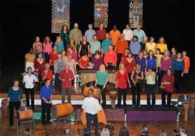 Bild: Das Buschorchester - Voices & Percussion