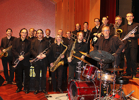 Bild: Constellation Bigband - The Christmas Concert