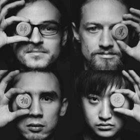 Bild: Anton Mangold Quartett - Beijing Underground - CD Präsentation
