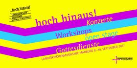 Bild: Landeskirchenmusiktage - Psalter und Harfe und Fluid Sounds