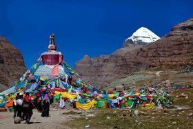 Bild: Faszination Tibet – Reise zum heiligen Berg Kailash - von und mit Andreas Huber