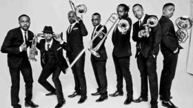 Bild: Hypnotic Brass Ensemble