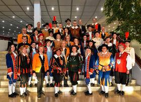 Bild: Konzert des Nordbayerischen Spielleute-Orchesters - Musik der Extraklasse und andere Köstlichkeiten