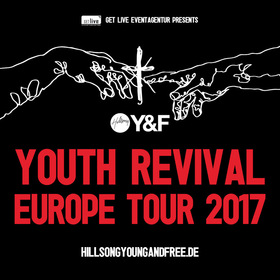 Bild: Hillsong Young & Free - Youth Revival Europe Tour