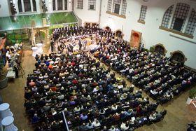 Bild: Anton Bruckner im Historischen Museum der Pfalz - Messe in D-Moll und Te Deum