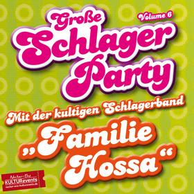 Bild: Große Schlagerparty mit Familie Hossa - Vol. 6
