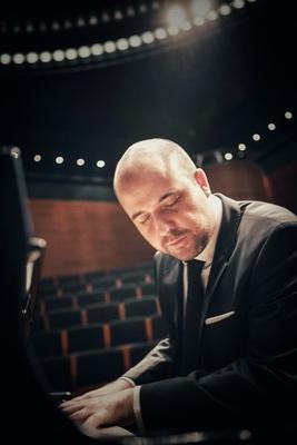 Bild: Moritz Winkelmann - Klavierkonzert
