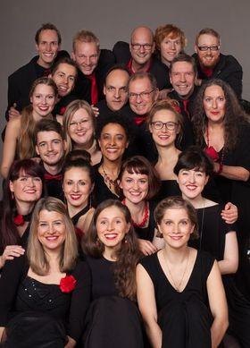 Bild: Jazzchor Freiburg -