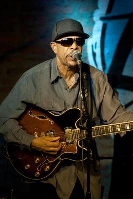 Bild: Blueskonzert John Primer und Band - Weiler Bluesnacht