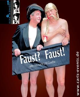 Bild: Faust? Faust? - Premiere Faust? Faust?