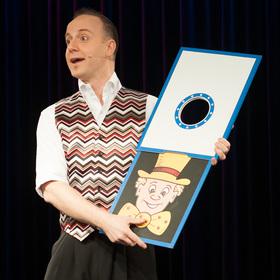 Bild: Zauberei für Kinder - mit Torsten Pahl