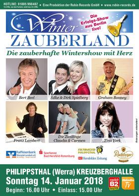 Bild: Winter-Zauberland, die zauberhafte Wintershow mit Herz. - Die Erfolgsshow aus Berlin