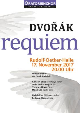 Bild: Antonin Dvorak - Requiem op. 89