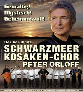 Bild: Peter Orloff - und der Schwarzmeer Kosaken-Chor