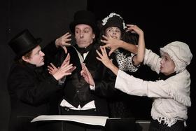 Bild: Chawwerusch Theater - Grimm und Gretel