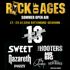 Bild: Rock of Ages Sommer Open Air 2018 - Personen-Campingticket