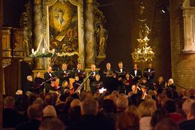 Bild: Konzert zum Ewigkeitssonntag der Cappella Sankt Nikolai