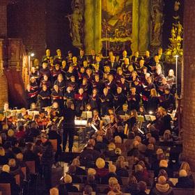 Bild: J.S. Bach: Weihnachtsoratorium I - III - Sankt Nikolai Kirche