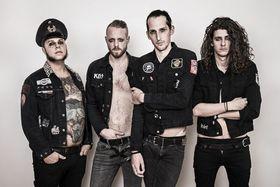 Bild: BITCH QUEENS (CH) Turbonegro artiger Power Punk Rock´n´Roll - BITCH QUEENS (CH) Power Punk Rock'n'Roll