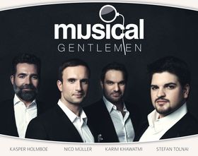 Bild: Musical Gentlemen - Live in Concert - Erleben Sie die schönsten Musical-Hits in neuem Gewand