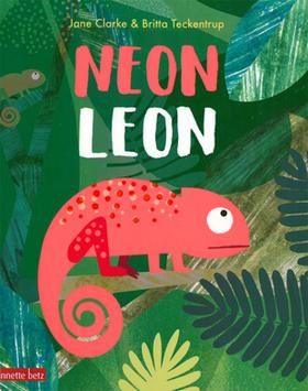 Bild: Vorlesen & Basteln - Für Kinder von 3 bis 4 Jahre in Begleitung eines Erwachsenen - Neon Leon