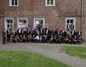 Bild: Neujahrskonzert der Jungen Bläserphilharmonie - Die Junge Bläserphilharmonie NRW spielt