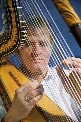 Bild: Tom Daun:  ESPAÑOLETA - Harfenklänge aus der spanischen Welt