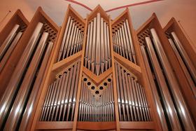 """Bild: Benefiz-Konzert """"Deutscher Orgelbarock"""" - Entfaltung&Emanzipation"""