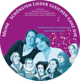 """Bild: """"Meine schönsten Lieder gleichen ganz dir"""" - Wie Frauen die Reformation in Europa musikalisch verbreiteten"""