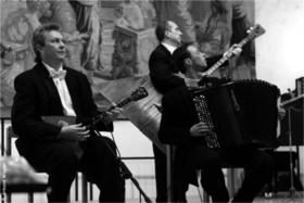 Bild: Das Lied der Balalaika - Konzert mit dem NEWA-Ensemble St. Petersburg