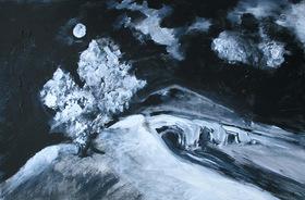 Bild: Winterträume - Ausstellung mit Werken von Charlotte Horn und Ursula Schachschneider