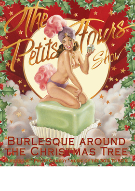 "Bild: The Petits Fours Weihnachtsrevue - ""Burlesque Around The Christmas Tree"""