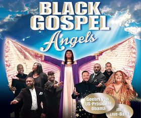 Bild: BLACK GOSPEL ANGELS - LIVE 2017/2018