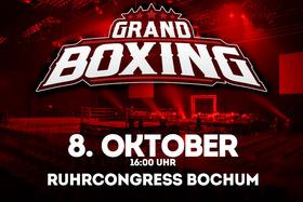 Bild: GRAND Boxing - Profi-Boxen & Ultimate Kickboxing