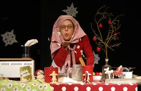 Bild: Frau Holle - Theater Lakritz - Nach den Brüdern Grimm für alle ab 3
