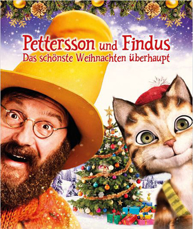 Bild: Pettersson und Findus - das schönste Weihnachten überhaupt - Kino in der Bibliothek