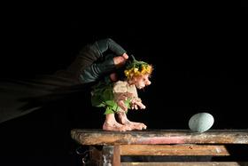 Bild: Die Elfe und das Sonnen-Ei - Figurentheater Stefanie Hattenkofer - Für alle ab 3 Jahren
