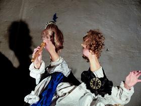 Bild: Fußtheater Anne Klinge: Die Zauberflöte