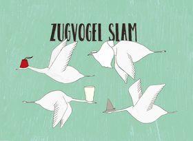 Bild: ZUGVOGELSLAM - BAYRISCH-INTERKULTURELLER MUSIK SLAM